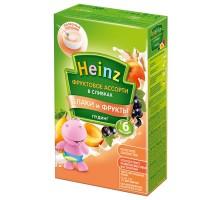 Пудинг Heinz фрук ассорти в слив 200г с 6месяцев
