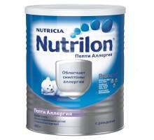 Смесь сухая Nutrilon Пепти аллергия 400г с 0 месяцев
