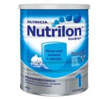Смесь молочная Nutrilon Комфорт 1 400г с 0 месяцев