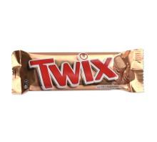 Шоколадный батончик TWIX 55г РОС