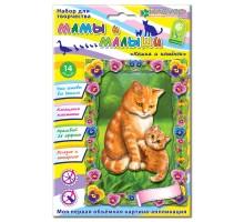 Картина КЛЕVЕР Кошка и котенок