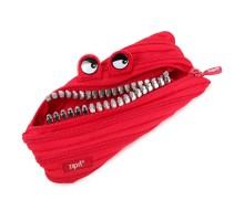 Пенал-сумочка Zipit GRILLZ POUCH цвет красный