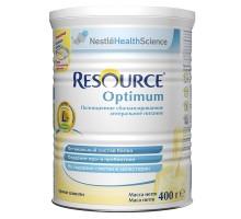 Продукт молочный Nestle Resource Optimum 400г