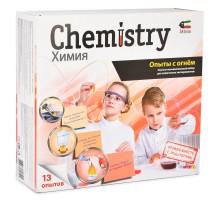 Набор для химических экспериментов Attivio Опыты с огнём