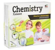 Химические эксперименты Attivio Опыты с кислотами