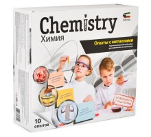 Химические эксперименты Attivio Опыты с металлами