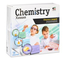 Химические эксперименты Attivio Опыты с водой