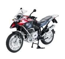 Мотоцикл Rastar 1:9 BMW Красный
