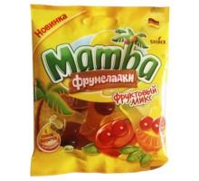 Жевательный мармелад MAMBA фруктовый микс 72г