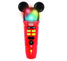 Микрофон Disney Микки - рок-звезда