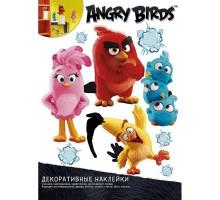 Декоративные наклейки АРТ Дизайн М Angry Birds