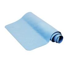 Антискользящий резиновый коврик ROXY-KIDS для ванны 34х74 см Голубой