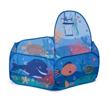 Сухой бассейн Baby Go Подводный мир
