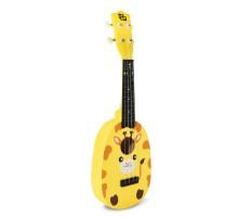 Гитара гавайская Ocie укулеле 54 см 4 струны Желтая