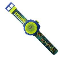 Часы Ninja Turtles(Черепашки Ниндзя) наручные с проектором
