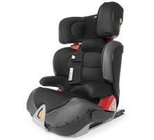 Автокресло Chicco Oasys 2-3 Fixplus Jet Black
