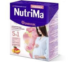 Смесь НутриМа Фемилак со вкусом манго для беременных и кормящих женщин