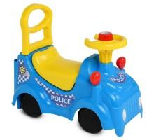 Каталка-автомобиль Zebratoys Полиция