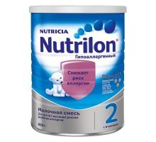 Смесь молочная Nutrilon 2 гипоаллергенная 800г с 6 месяцев
