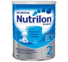 Смесь молочная Nutrilon Комфорт 2 800г с 6 месяцев
