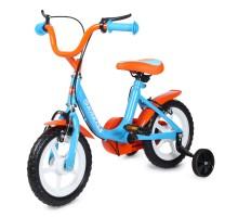 Велосипед Kreiss с дополнительными колесами