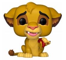 Фигурка Funko Pop vinyl Disney Король лев Simba
