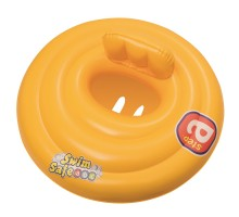 Круг для плавания Bestway Swim Safe ступень A трехкамерный
