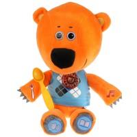 Игрушка мягкая Мульти-Пульти Мимимишки Медвежонок Кеша с ложечкой