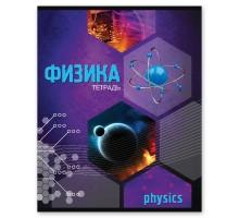 Тетрадь тематическая Полиграф Принт Физика А5 Клетка 48л