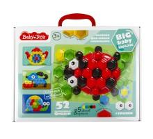 Мозаика Десятое королевство Baby Toys 52элемента