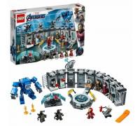 Конструктор LEGO Marvel Super Heroes Лаборатория Железного человека