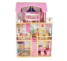 Дом для кукол Demi Star с аксессуарами 14 шт.
