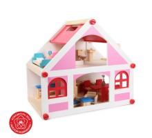 Дом для кукол Demi Star с аксессуарами 21 шт.