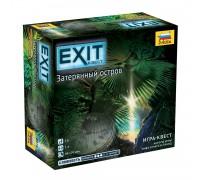 Игра настольная Звезда Exit Затерянный остров