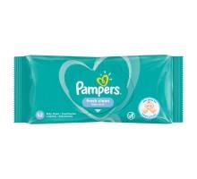 Cалфетки влажные Pampers Fresh Clean Single 52шт