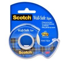 Лента Scotch Wall-Safe клейкая невидимая