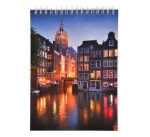 Блокнот Silwerhof Амстердам А5 60л