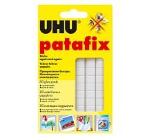 Подушечки клеящие UHU Patafix 80шт Белый