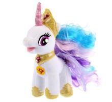 Игрушка мягкая Мульти-Пульти My Little Pony Пони Принцесса Селестия