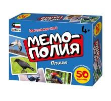 Игра Attivio Мемополия Птицы
