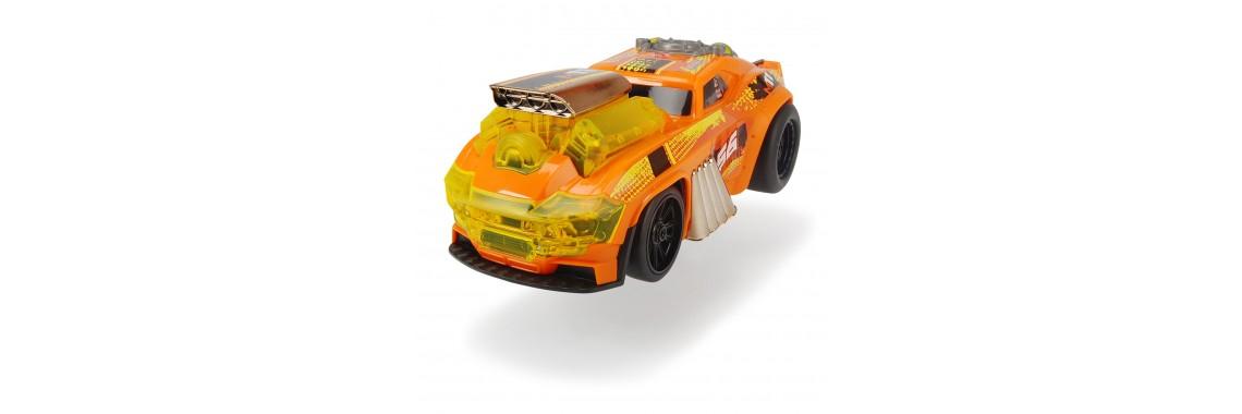 Машина Dickie Демон скорости моторизированная Оранжевая