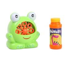 Мыльные пузыри Attivio Лягушка