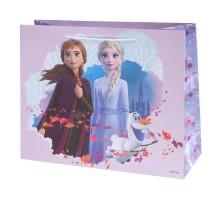 Пакет подарочный Феникс Презент Дисней Холодное сердце 32*26*13см 140г/м2
