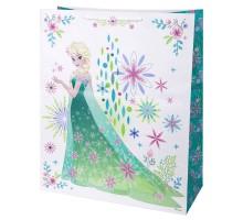 Пакет подарочный Феникс Презент Дисней Холодное сердце 41*49*19см 157г/м2