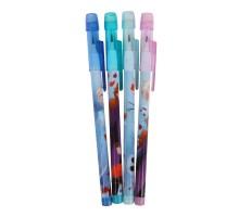 Набор карандашей Sambro Frozen 2 с ластиком 4 шт.
