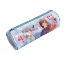 Пенал-тубус Sambro Frozen 2 с блестками