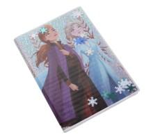 Блокнот Sambro Frozen 2 А5 с конфетти
