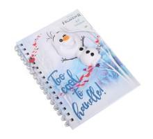 Блокнот Sambro Frozen 2 Olaf A5