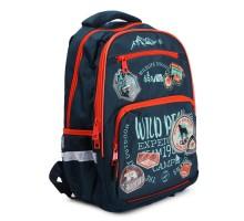 Рюкзак школьный Erhaft Wild life