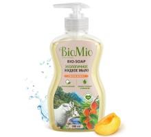 Мыло жидкое BioMio Bio-Soap с маслом абрикоса 300мл